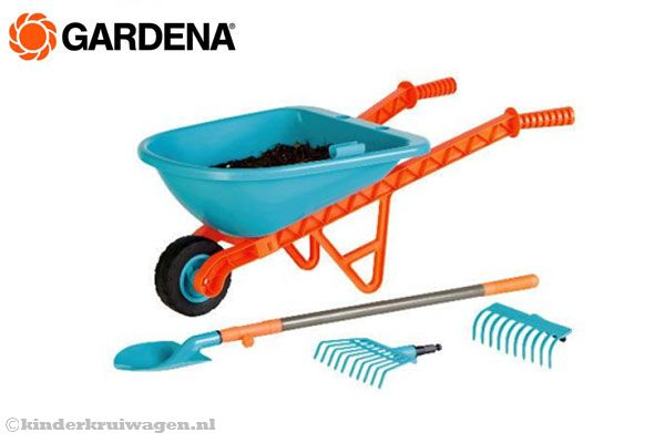 Gardena kinderkruiwagen Boys & Girls.